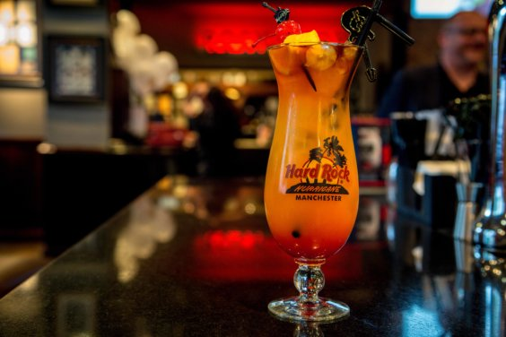 Fresh Flavours at Hard Rock Cafe preview image