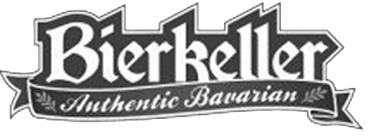 Bierkeller black and white logo
