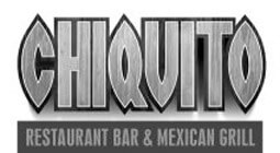 Chiquito black and white logo