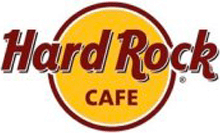 Hard Rock Cafe colour logo