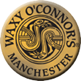 Waxy O'Connor's colour logo