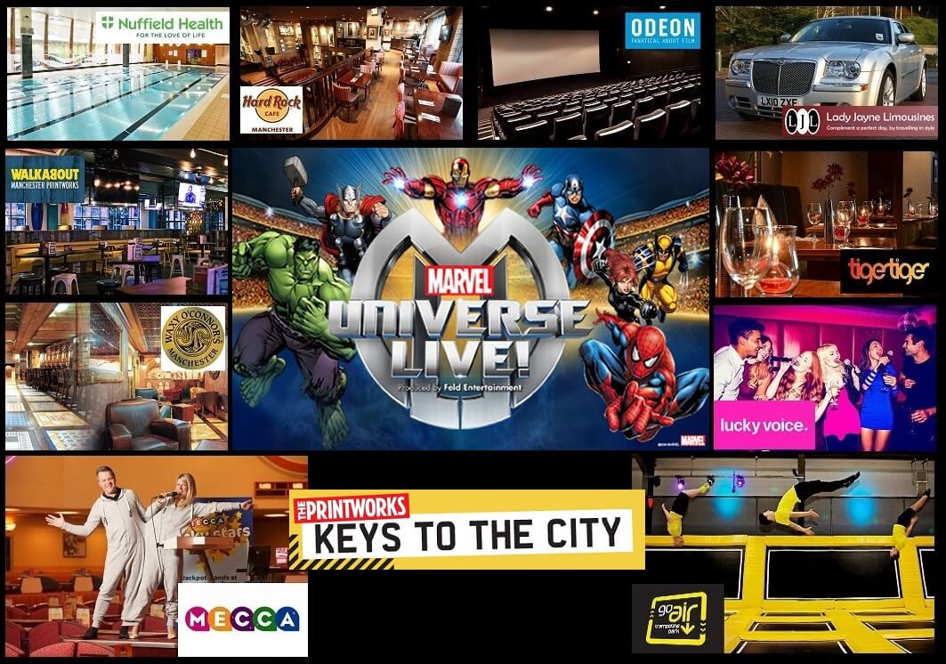 Keys to the City December preview image