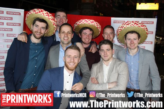 Weekends at The Printworks preview image