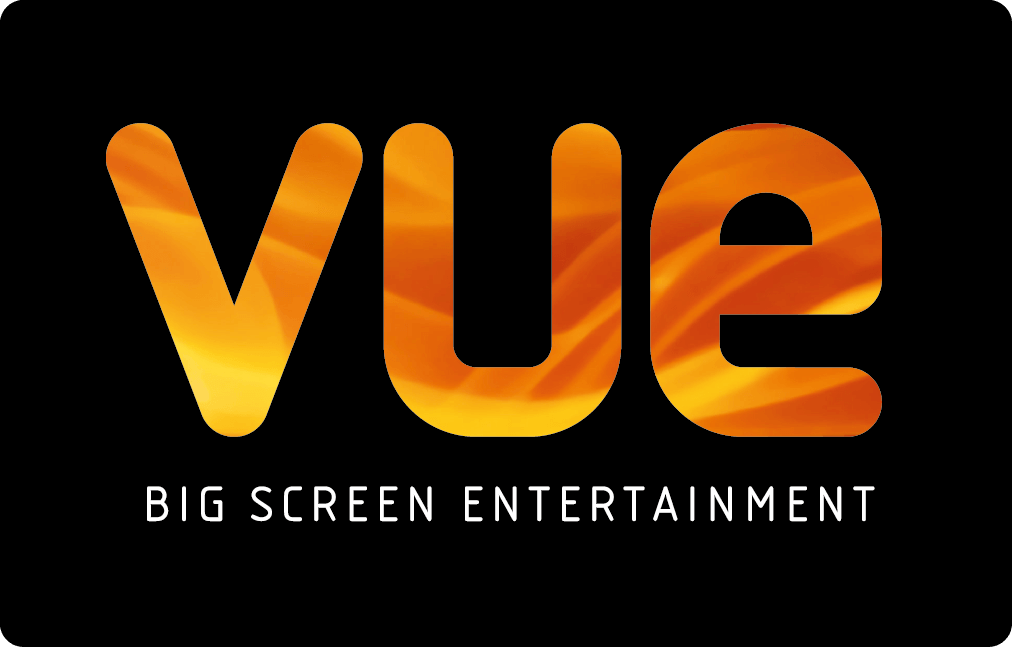Vue black and white logo