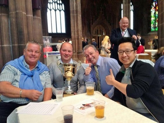 Manchester Cathedral Quiz Night preview image