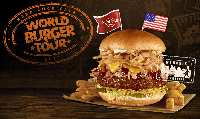 World Burger Tour preview image