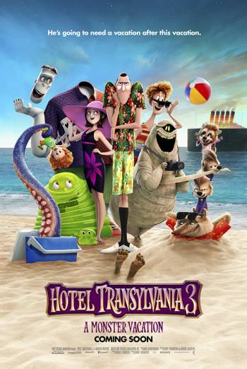 Hotel Transylvania 3: A Monster Vacation poster