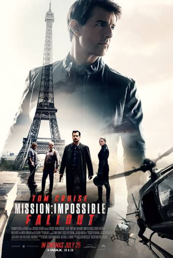 Mission: Impossible: Fallout poster