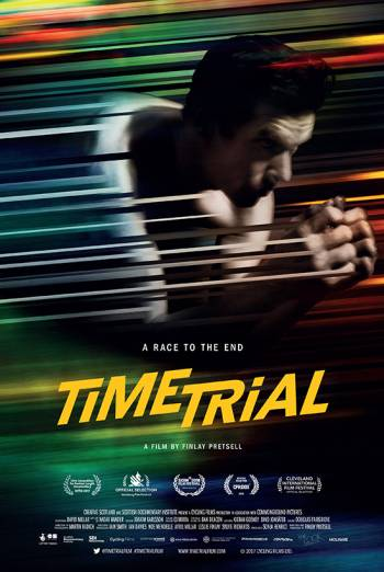 Time Trial + Q&A poster