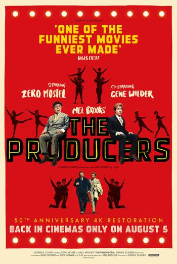 The Producers – 50th Anniversary poster