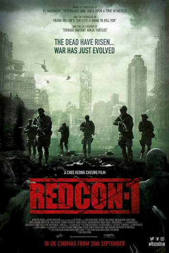 Redcon – 1 with Q & A poster