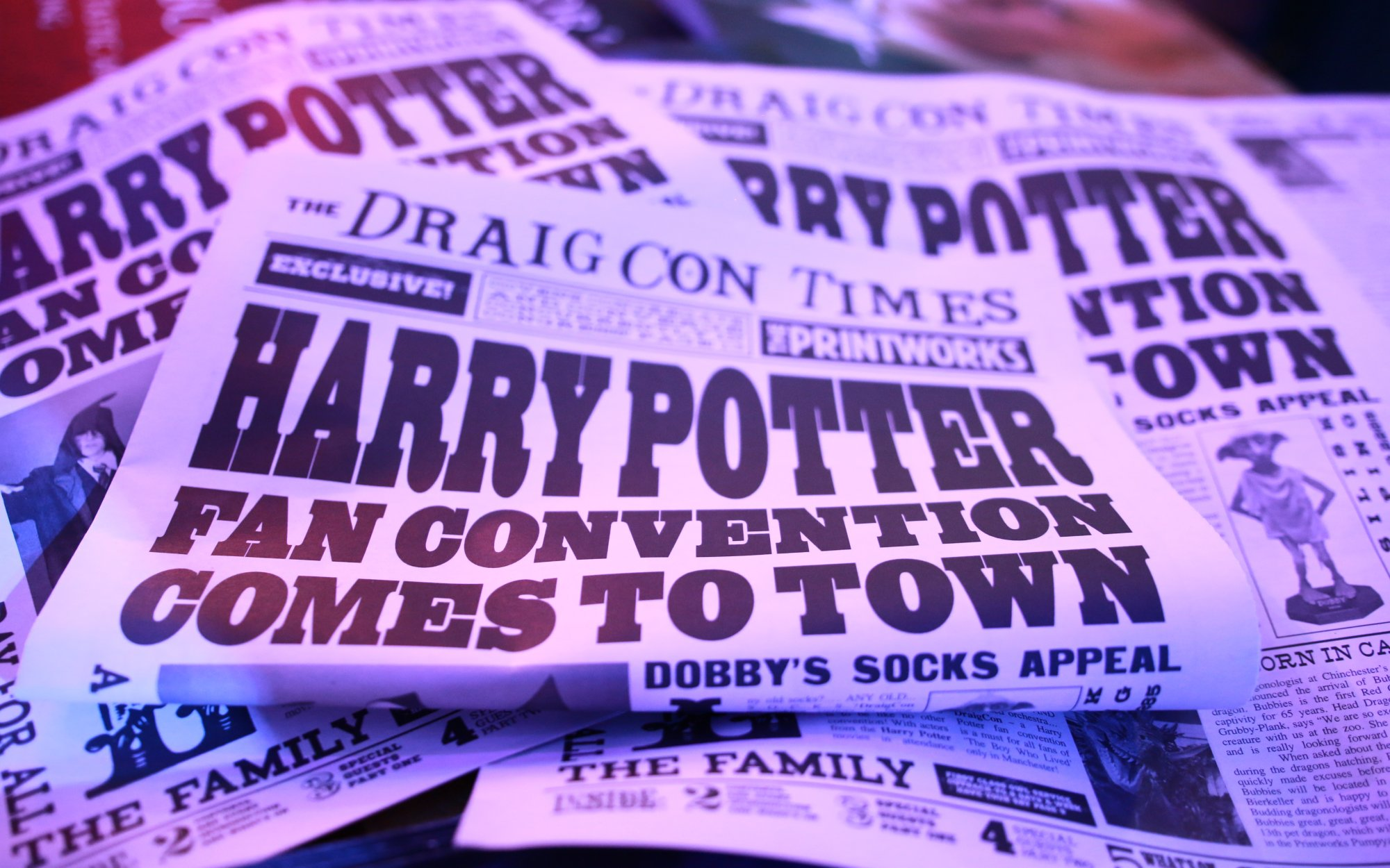 DraigCon – An Independent Harry Potter Fan Convention
