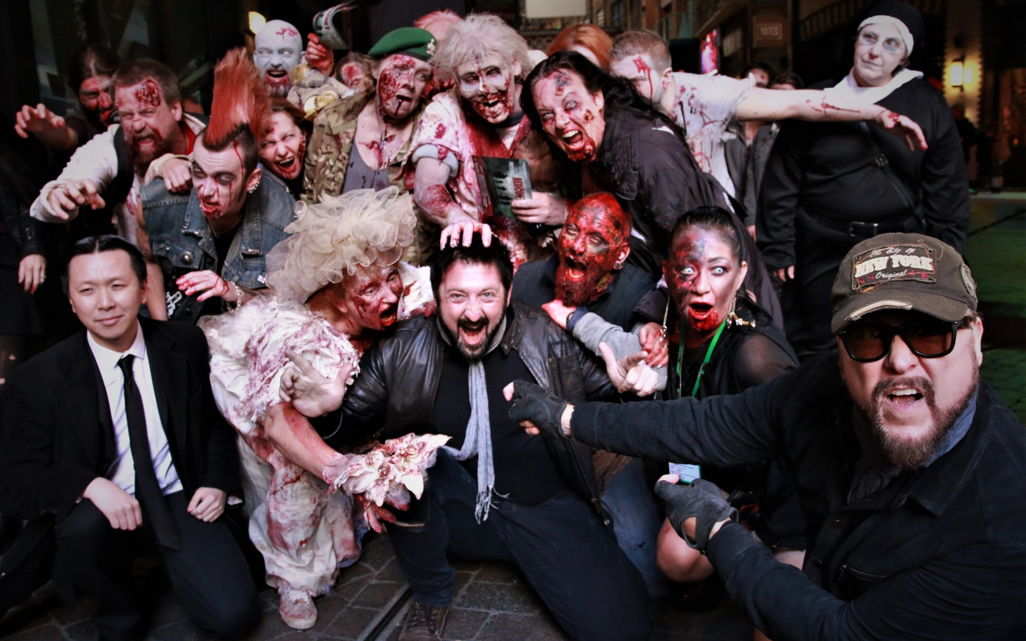Zombie Walk, Film Q&A and Zombie Party