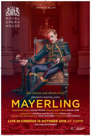 The Royal Ballet: Mayerling (2018) poster