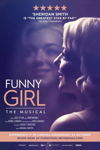 Funny Girl – The Musical poster