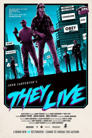 They Live (1988) poster