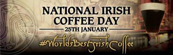 National Irish Coffee Day At Waxy O'Connors preview image
