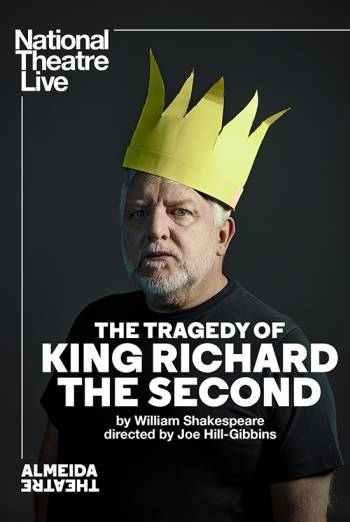 NT Live: The Tragedy of King Richard – ERROR poster