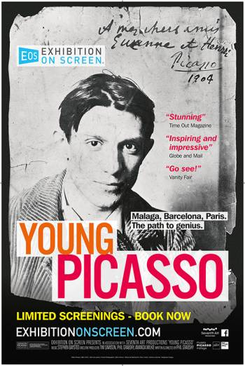 EOS: Young Picasso poster