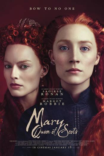 Mary Queen Of Scots poster