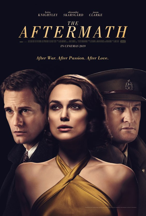 Win!!! Movie Merchandise For THE AFTERMATH preview image