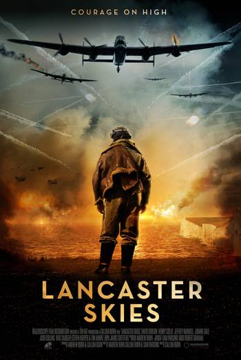 Lancaster Skies + Recorded Q&A poster
