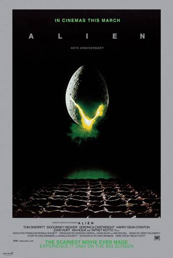 Alien – 40th Anniversary poster
