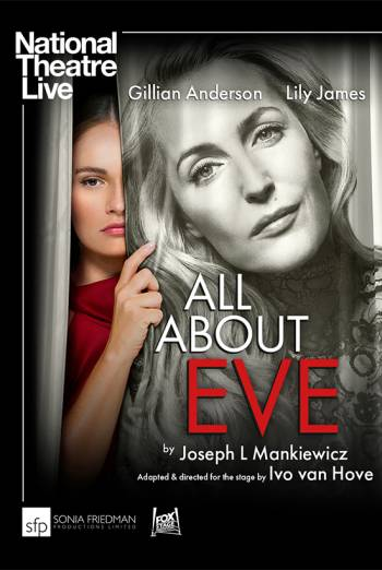 NT Live: All About Eve poster