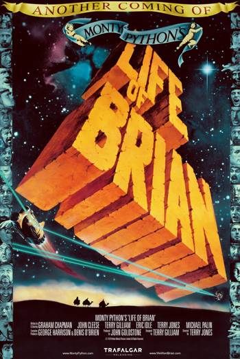 Monty Python's Life of Brian – 40th Anniversary poster