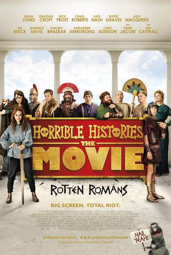 Horrible Histories: The Movie – Rotten Romans poster
