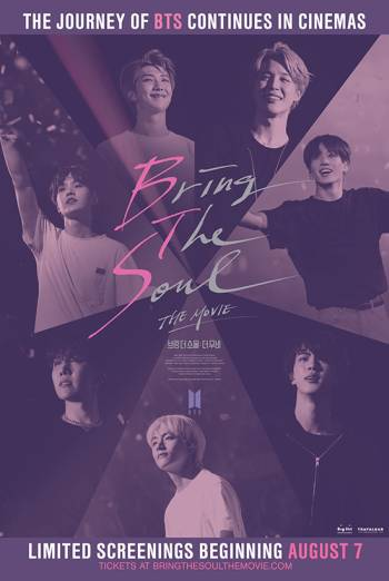 BTS Bring The Soul: The Movie poster