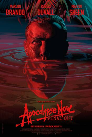 Apocalypse Now: Final Cut – 40th Anniversary poster
