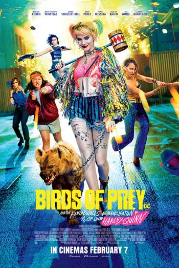 Birds Of Prey: And The Fantabulous poster